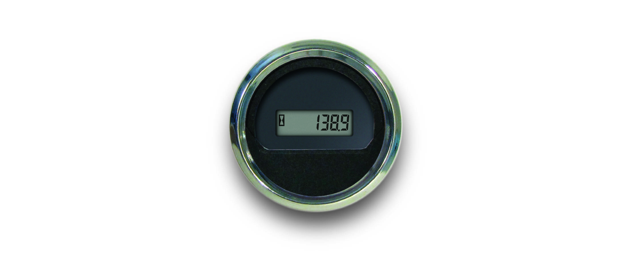 Digital Hourmeter with Voltage Trigger